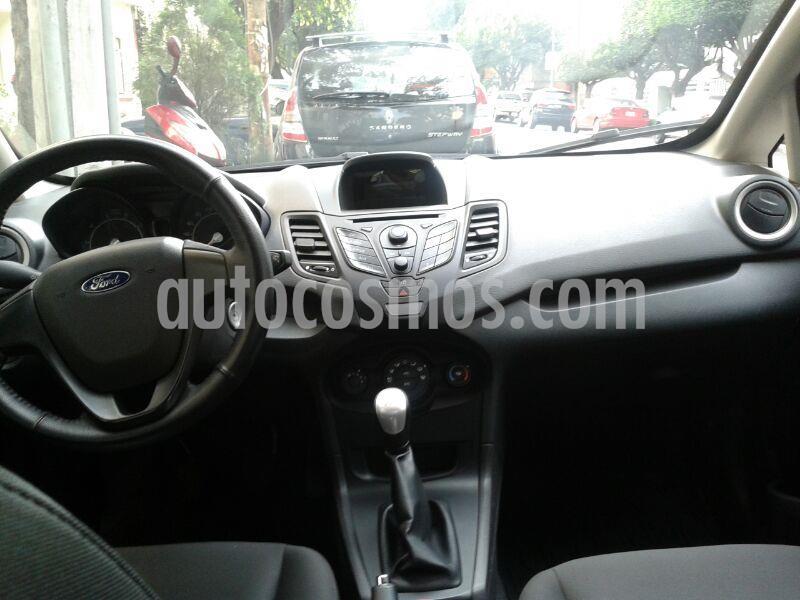 Ford Fiesta Sedan S usado (2011) color Negro Profundo precio $105,000
