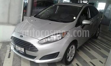 Ford Fiesta Sedan SE usado (2016) color Plata precio $149,900
