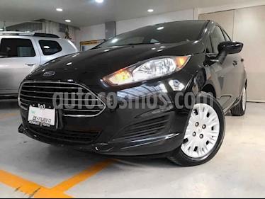 Ford Fiesta Sedan S usado (2014) color Negro precio $122,900
