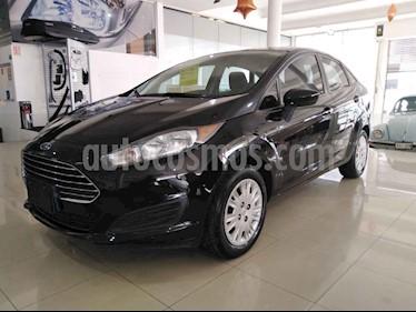 Ford Fiesta Sedan S Aut usado (2015) color Negro precio $139,999