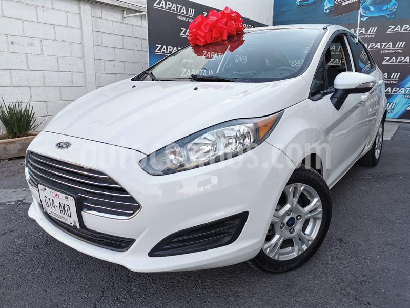 Foto Ford Fiesta Sedan SE usado (2016) color Blanco Oxford precio $152,000