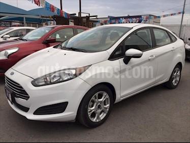 Ford Fiesta Sedan 4P SE L4 1.6 AUT usado (2015) color Blanco precio $134,000