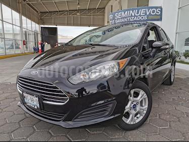 Ford Fiesta Sedan SE Aut usado (2016) color Negro Profundo precio $145,000