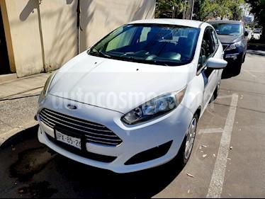 Ford Fiesta Sedan S usado (2014) color Blanco precio $119,000