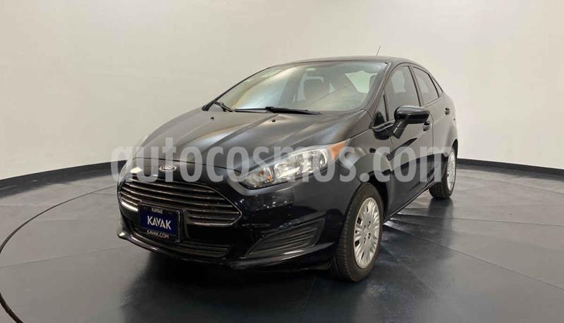 Ford Fiesta Sedan SE Aut usado (2015) color Negro precio $144,999