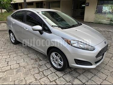 Ford Fiesta Sedan S usado (2013) color Plata precio $139,000