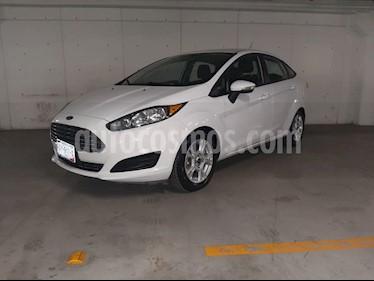 Ford Fiesta Sedan SE usado (2016) color Blanco precio $154,000