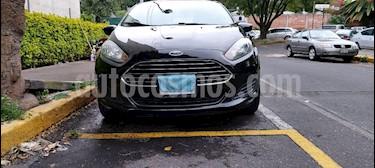 Ford Fiesta Sedan S usado (2014) color Negro Perla precio $125,000