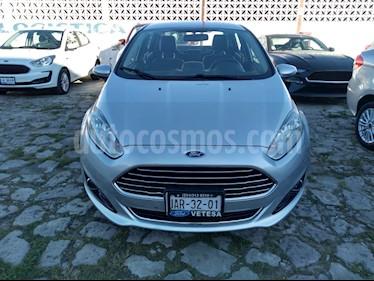 Ford Fiesta Sedan SE usado (2019) color Plata Estelar precio $239,000