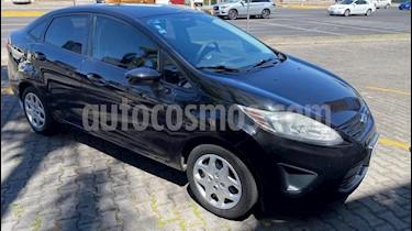 Ford Fiesta Sedan S usado (2013) color Negro precio $98,000
