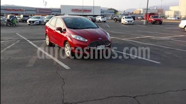 Ford Fiesta Sedan SE usado (2016) color Rojo precio $168,000