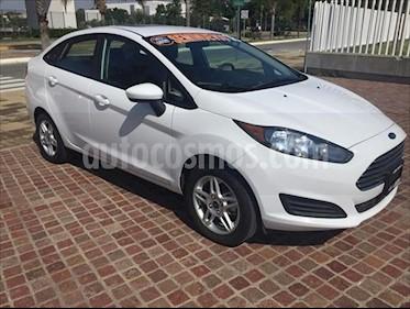 Ford Fiesta Sedan SE usado (2018) color Blanco precio $199,000