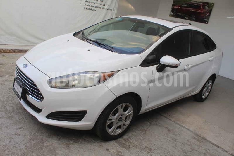 Ford Fiesta Sedan SE usado (2016) color Blanco precio $149,000