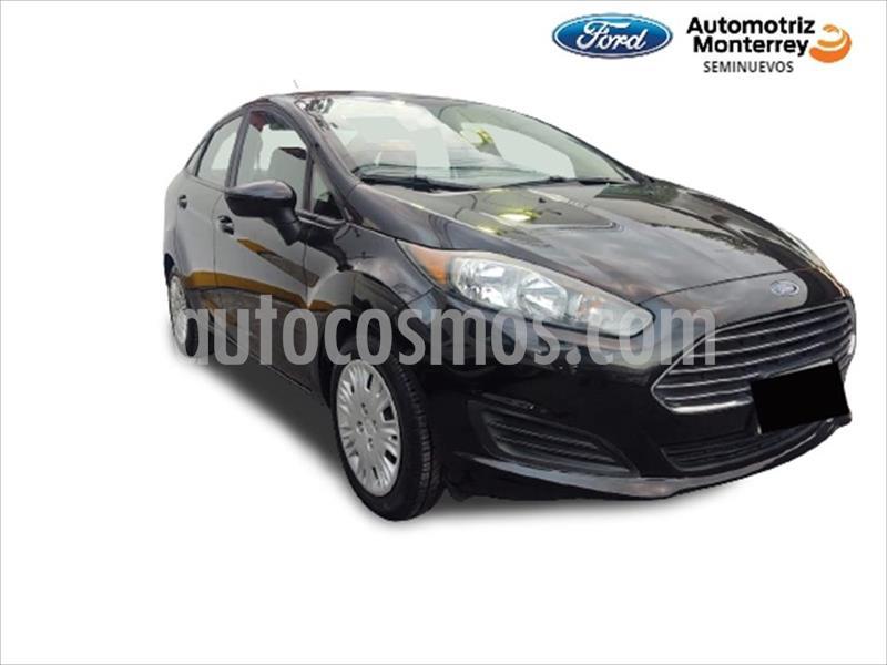 Ford Fiesta Sedan S Aut usado (2015) color Negro precio $139,900