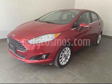Ford Fiesta Sedan S usado (2017) color Rojo precio $200,000
