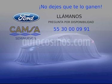 foto Ford Fiesta Sedán SE Aut usado (2015) color Azul precio $157,900