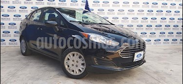 Foto Ford Fiesta Sedan S L4/1.6 MAN usado (2016) color Negro precio $135,000