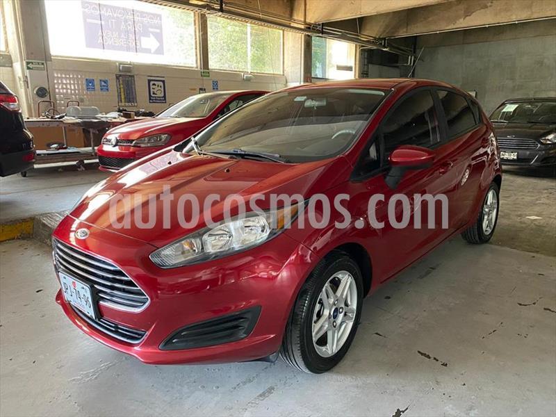 Foto Ford Fiesta Sedan SE usado (2017) color Rojo precio $198,000