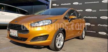 Ford Fiesta Sedan SE Aut usado (2016) color Oro precio $160,000