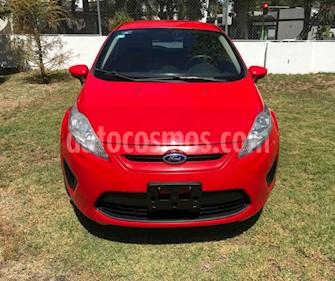 Ford Fiesta Sedan SE usado (2013) color Rojo precio $108,010