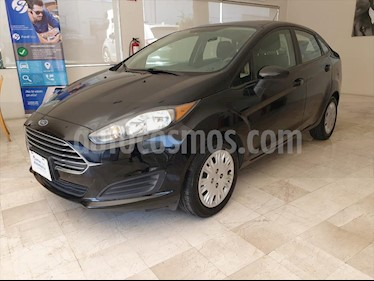 Ford Fiesta Sedan S L4/1.6 MAN usado (2016) color Negro precio $149,000