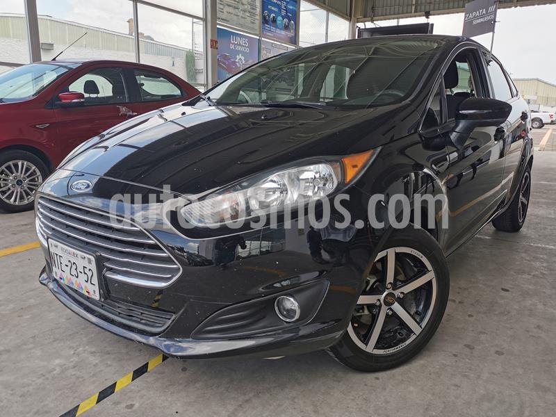 Ford Fiesta Sedan SE usado (2016) color Negro Profundo precio $170,000