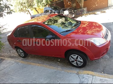 Foto Ford Fiesta Sedan First usado (2009) color Rojo precio $49,000