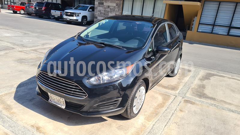 Ford Fiesta Sedan S Aut usado (2016) color Negro precio $125,000