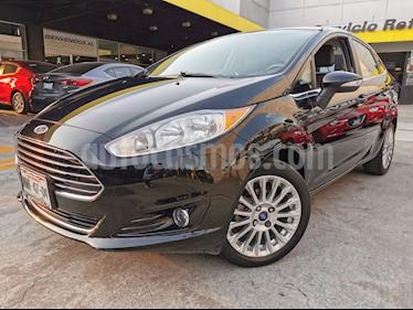 Ford Fiesta Sedan Titanium usado (2016) color Negro Profundo precio $165,000