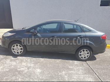 Ford Fiesta Sedan S usado (2011) color Verde precio $105,000