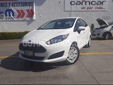 Ford Fiesta Sedan S usado (2016) color Blanco precio $139,000