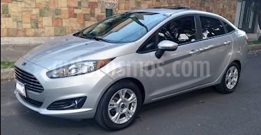 Ford Fiesta Sedan SE usado (2016) color Plata Estelar precio $157,000