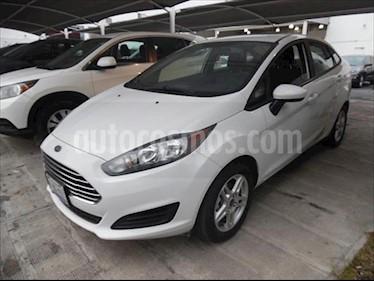 Ford Fiesta Sedan SE usado (2018) color Blanco precio $190,000