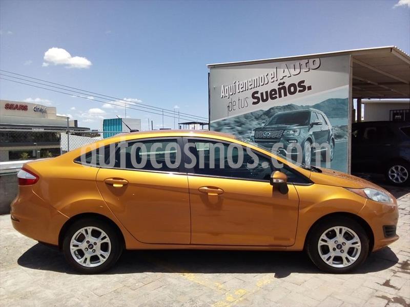 Ford Fiesta Sedan SE L4/1.6 AUT SIN QC usado (2016) precio $145,000