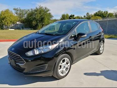 Ford Fiesta Sedan SE usado (2016) color Negro precio $150,000