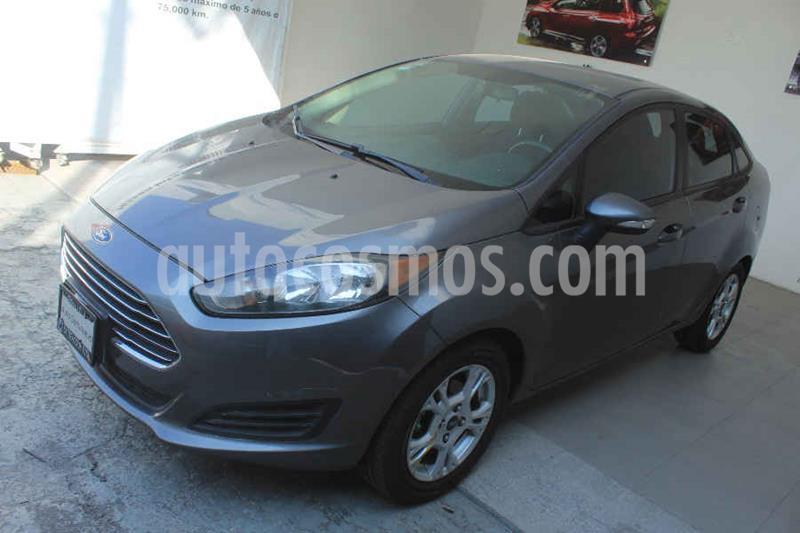 Ford Fiesta Sedan S usado (2014) color Gris precio $129,000
