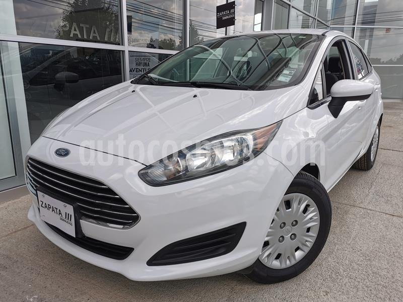 Foto Ford Fiesta Sedan S usado (2015) color Blanco Oxford precio $154,000
