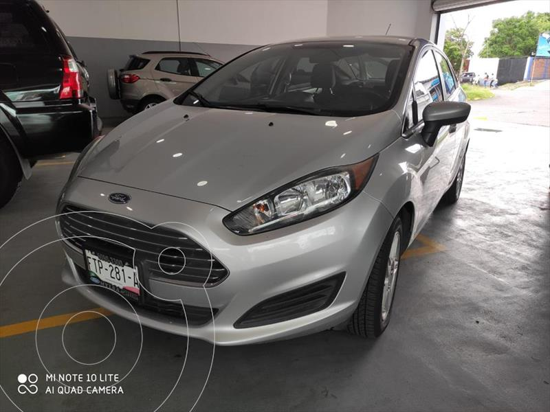 Foto Ford Fiesta Sedan SE usado (2017) color Plata precio $189,000