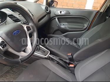 Ford Fiesta Sedan SE usado (2016) color Bronce precio $151,700
