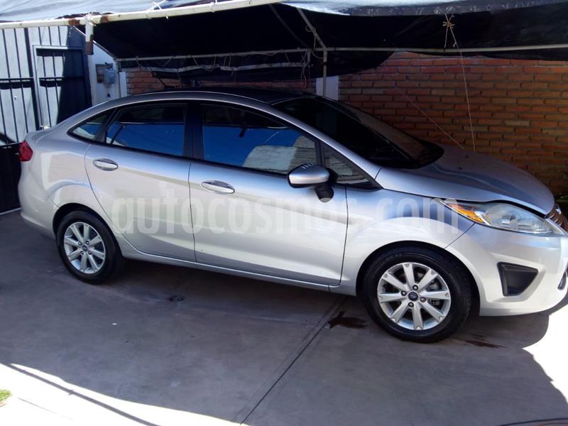Ford Fiesta Sedan SE usado (2011) color Plata precio $93,000