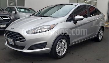 Ford Fiesta Sedan SE Aut usado (2019) color Plata Estelar precio $234,000
