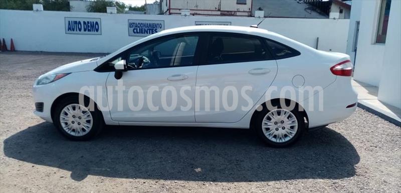 Ford Fiesta Sedan S usado (2018) color Blanco precio $170,000