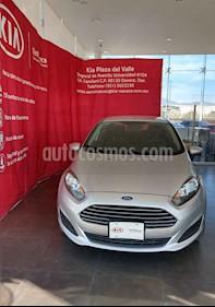 Ford Fiesta Sedan SE usado (2016) color Plata precio $138,000