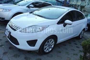 Ford Fiesta Sedan SE usado (2015) color Blanco precio $125,000