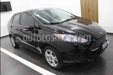 Ford Fiesta Sedan SE usado (2016) color Negro precio $159,000
