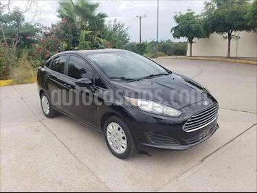 Ford Fiesta Sedan S usado (2017) color Negro precio $149,000