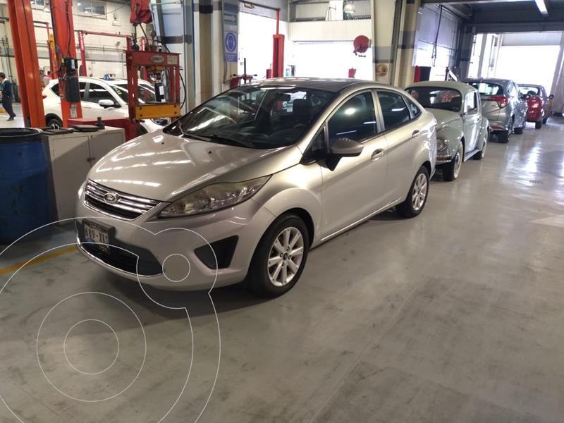 Ford Fiesta Sedan SE usado (2011) color Plata Estelar precio $87,000