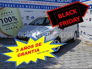 Foto Ford Fiesta Sedan SE usado (2016) color Plata Estelar precio $169,000