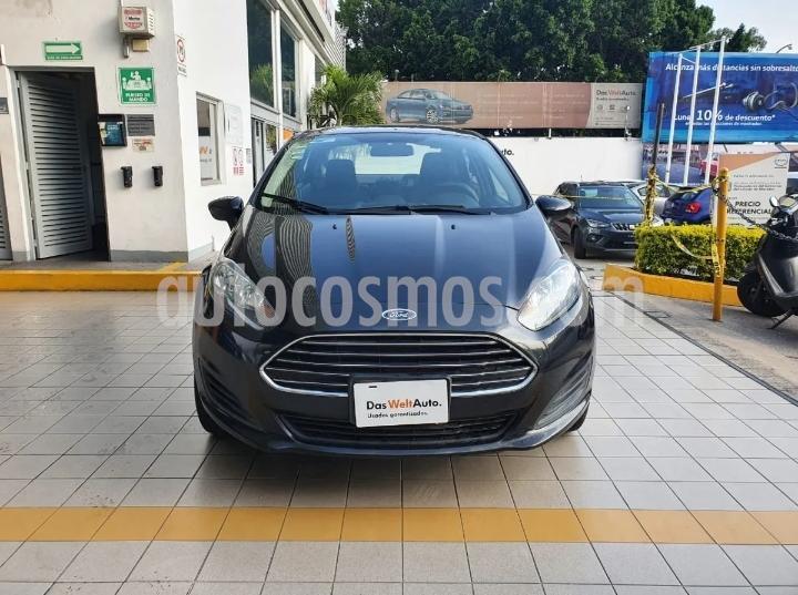 Ford Fiesta Sedan S usado (2014) color Negro precio $124,900