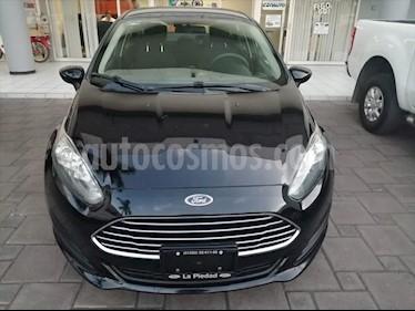 Ford Fiesta Sedan S usado (2016) color Negro precio $149,000